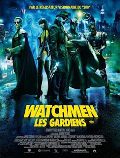Watchmen (2009) ศึกซูเปอร์ฮีโร่พันธุ์มหากาฬ