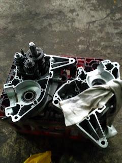Belah mesin RX king