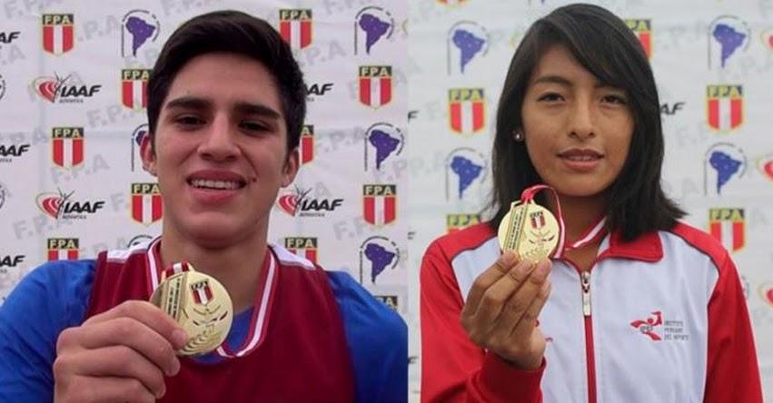 Siete peruanos competirán en el Campeonato Mundial de Atletismo U18 en Nairobi - Kenia (12 al 16 Julio)