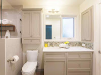 Amazing Ideas About How to Choose Bathroom Cabinets