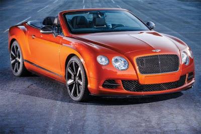 Bentley Continental Models: GT Speed, GT Speed Convertible