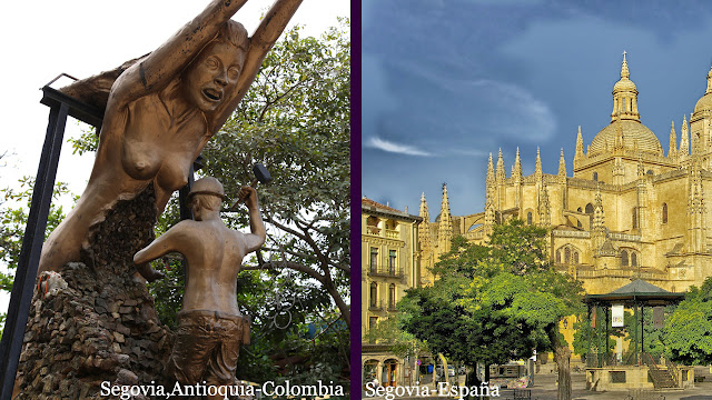 Segovia Colombia España