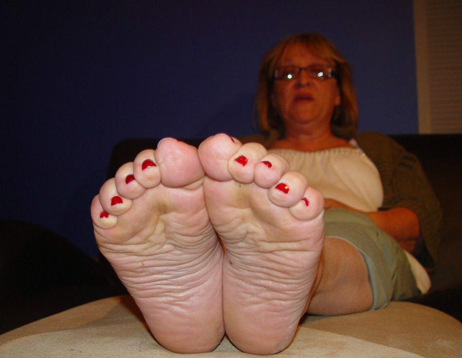 Granny feet galleries