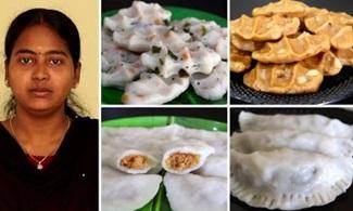 4 Kozhukattai Recipes   Snack Recipes in Tamil