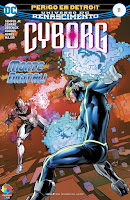 DC Renascimento: Cyborg #11