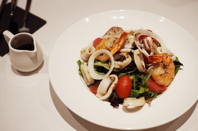 zesty seafood salad review