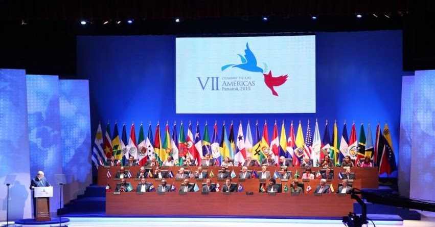 Lista de Presidentes invitados a la VIII Cumbre de las Américas 2018 - www.viiicumbreperu.org