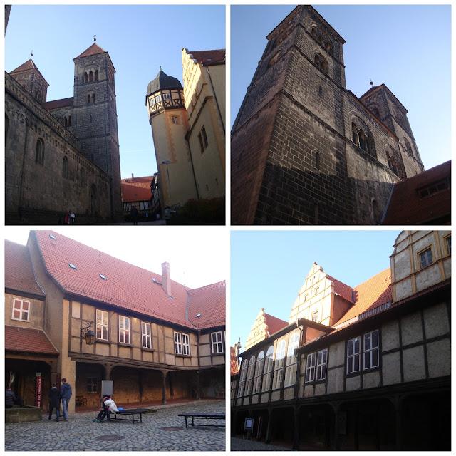 Castelo de Quedlinburg, Alemanha