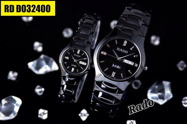 Đồng hồ cặp đôi Rado Đ032400