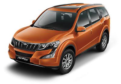 New Mahindra XUV 500 HD Image 02
