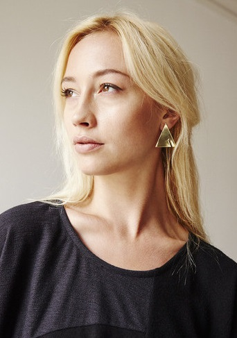 Boucles d'oreilles Anne Thomas