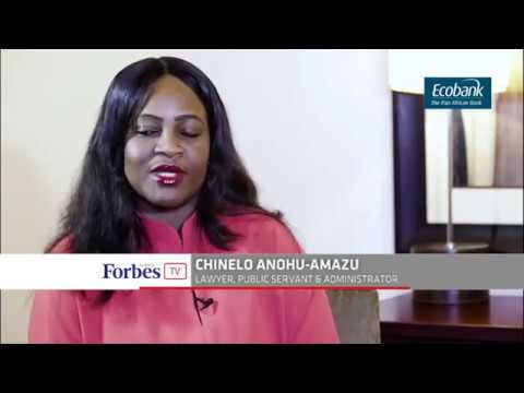 """Watch: Chinelo Anohu-Amazu speaks on Forbes Woman Africa """"Against The Odds with Peace Hyde"""""""
