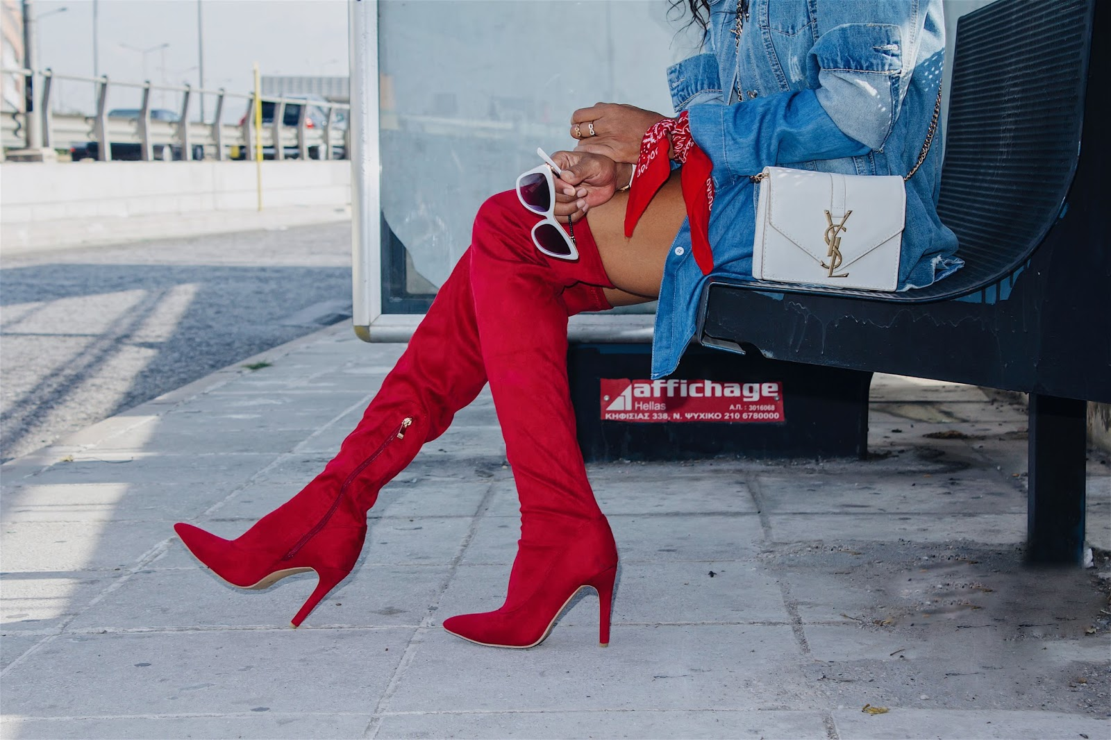 1bfc80fd3ff ... vibrant color and these boots will turn heads wherever I go. I m so  ready for the winter with the warm