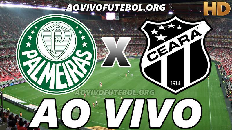 Assistir Palmeiras x Ceará Ao Vivo HD