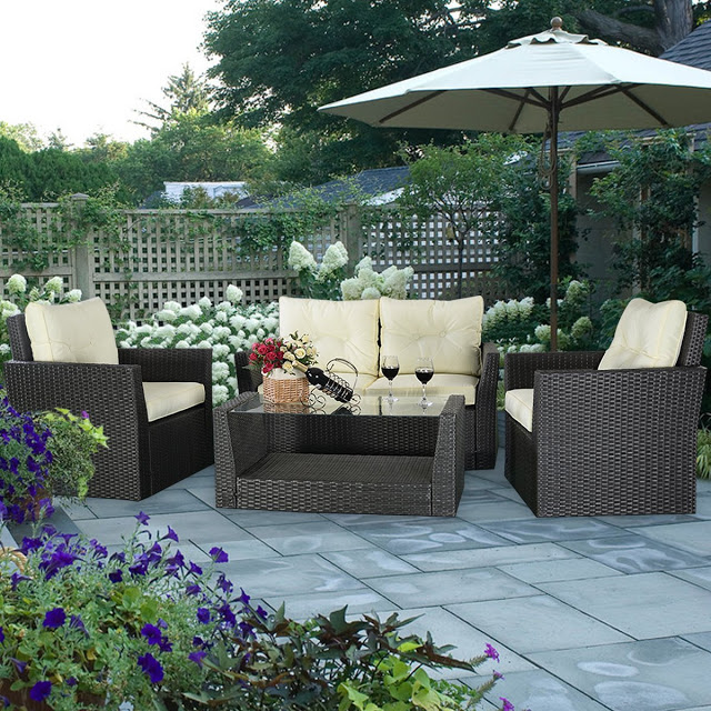 Fabulous  we went a little more economical Not sure what would work in a new place so we settled for two really inexpensive settees They replace