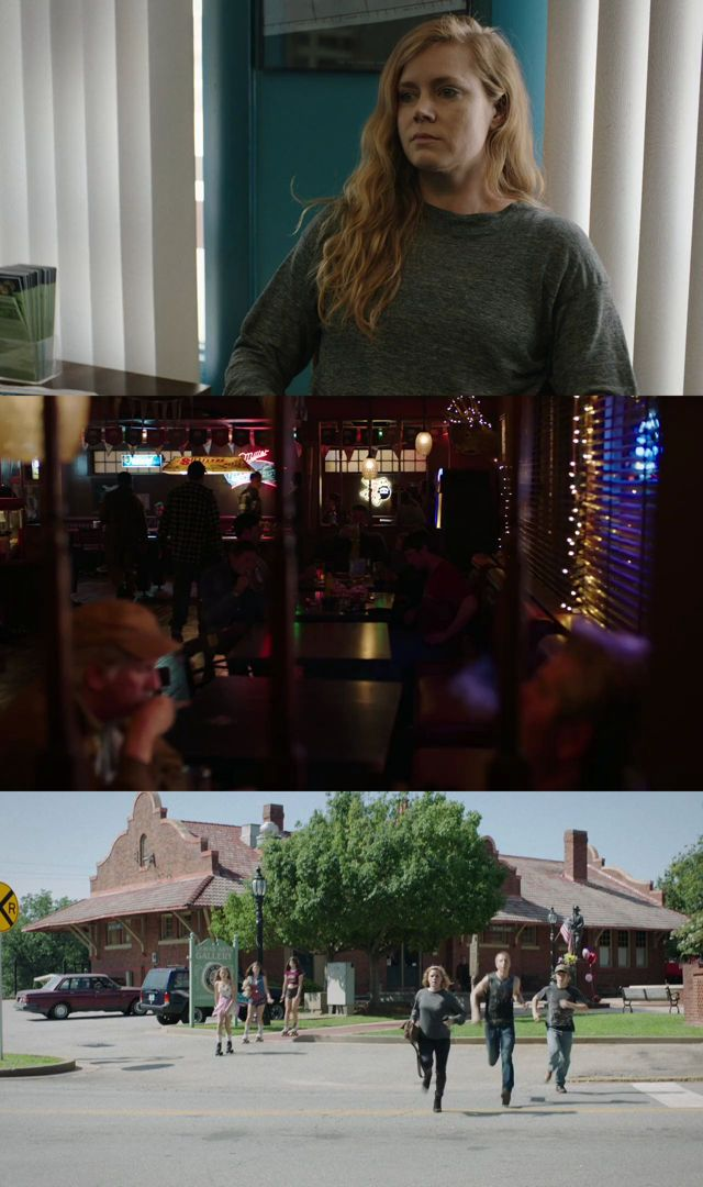 Sharp Objects Temporada 1 HD 720p Latino Dual