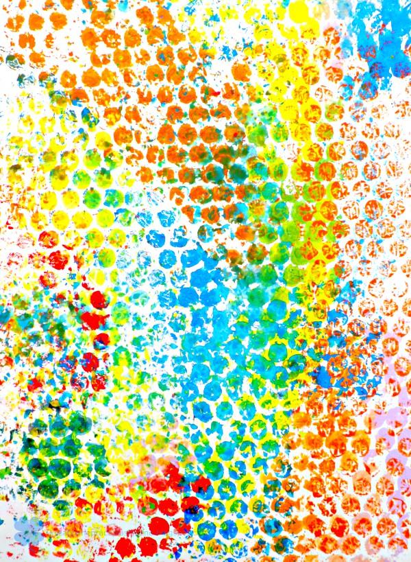 kreatywne prace plastyczne: DZIEŃ KROPKI PRACE PLASTYCZNE
