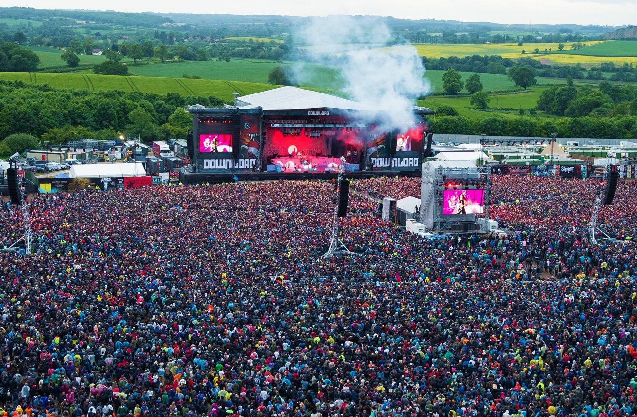 Download Festival 2016: Iron Maiden confirmado em Donington
