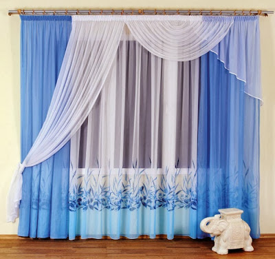 Awesome Multi-styled Curtain Design