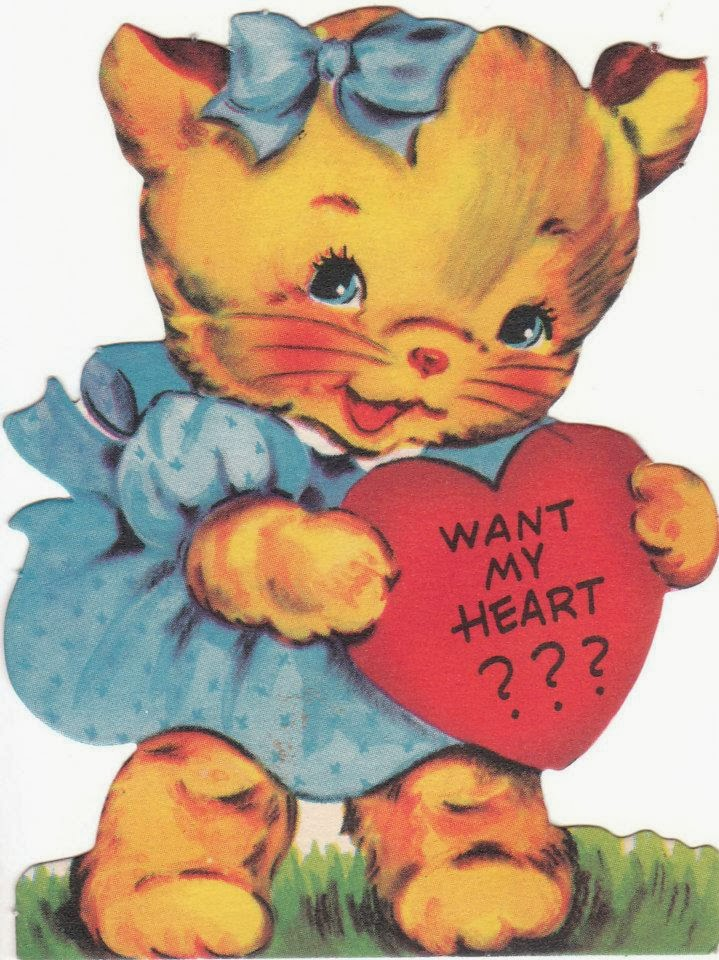 The Estate Sale Chronicles Reposting Vintage School Valentines
