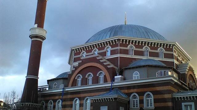 Geliat Islam di Amsterdam