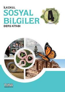 4. Sınıf Sosyal Bilgiler Tuna Yayınları Ders Kitabı Cevapları