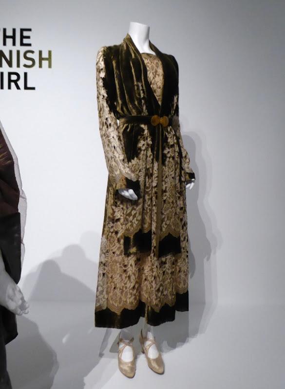 Danish Girl Lili Elbe movie costume