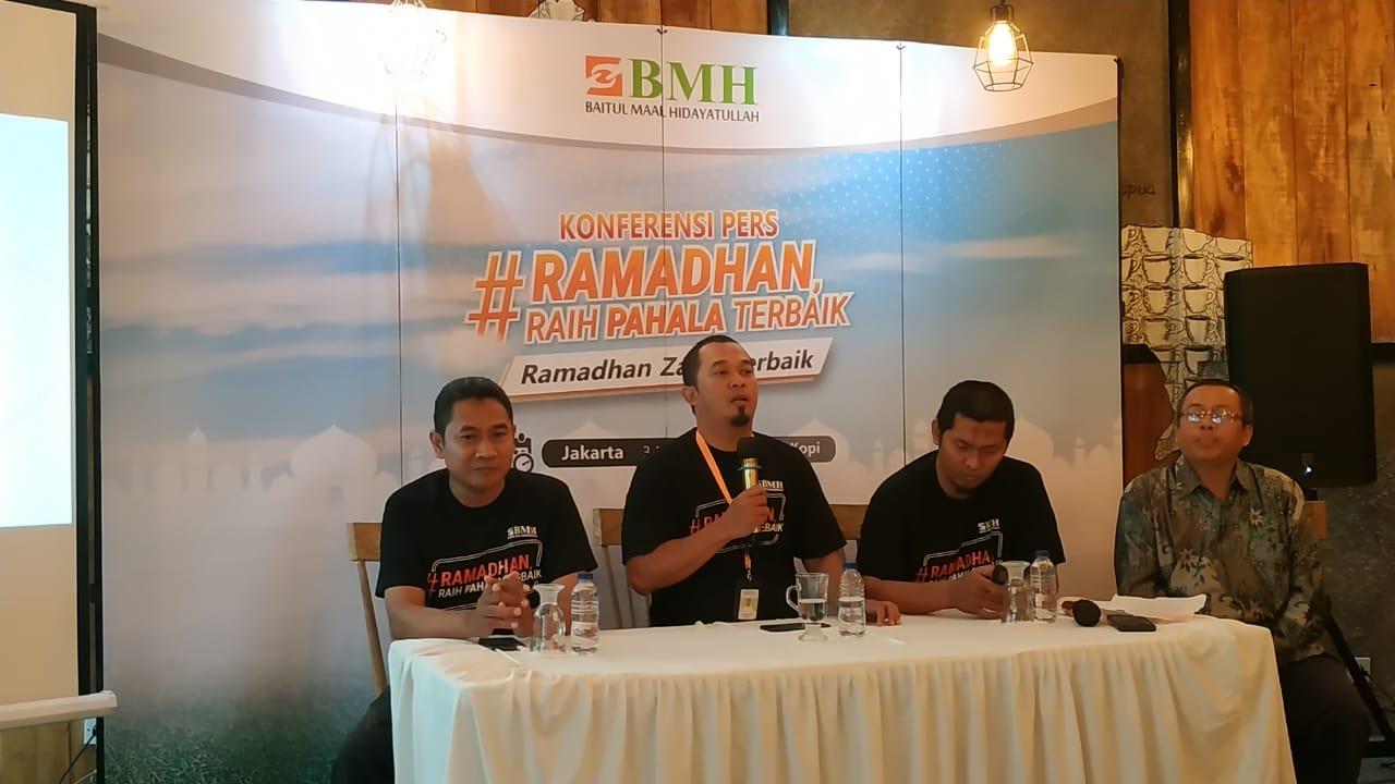 Mau Raih Pahala Terbaik  di Bulan Ramadhan? Sedekah di BMH
