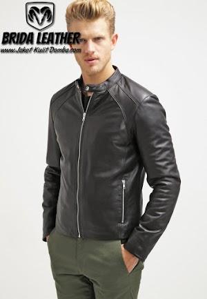 Model Jaket Kulit Domba Super Asli Garut Pria Tren Terbaru 2020 Brida Leather