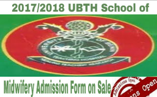Image for UBTH School of Midwifery Logo