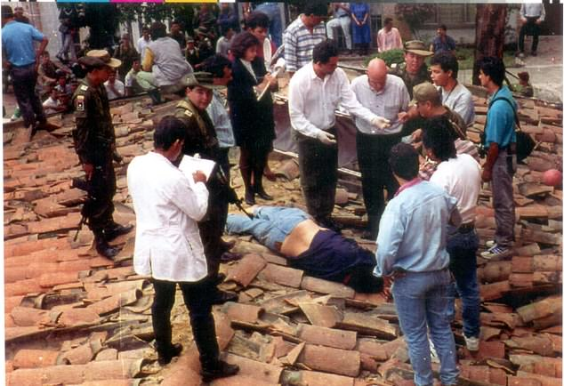 Pablo Escobar was killed by the Colombian National Police on December 2, 1993 during a gun battle in Medellin after his hideout location was discovered