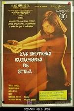 Las eróticas vacaciones de Stela 1978