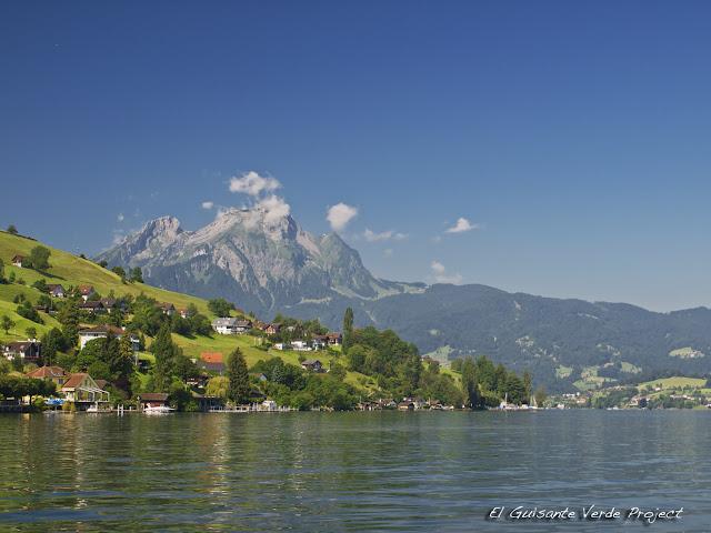 Lago de los Cuatro Cantones - Lucerna, por El Guisante Verde Project