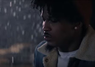 "August Alsina ""Song Cry"" music video"