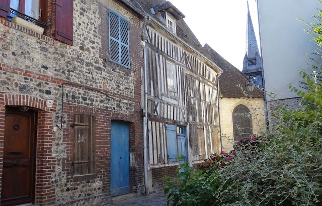 Petite rue Honfleur