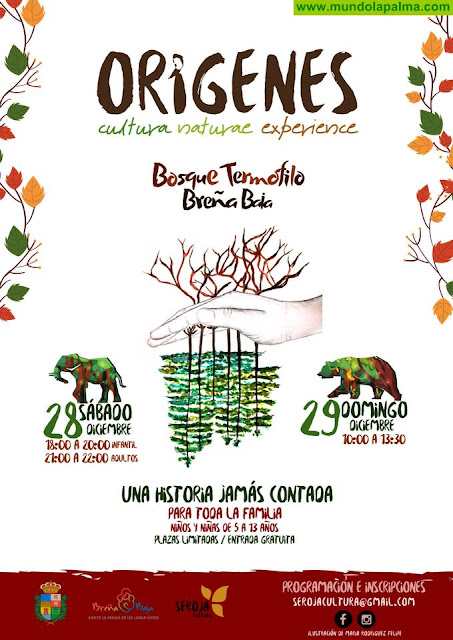 NAVIDAD BREÑA BAJA: Festival Origenes