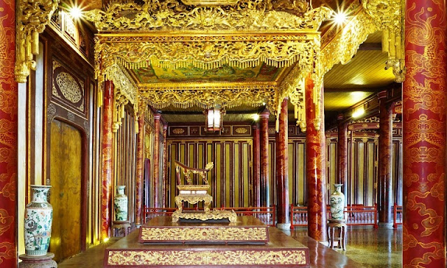 Vietnam's most visited palaces. 2
