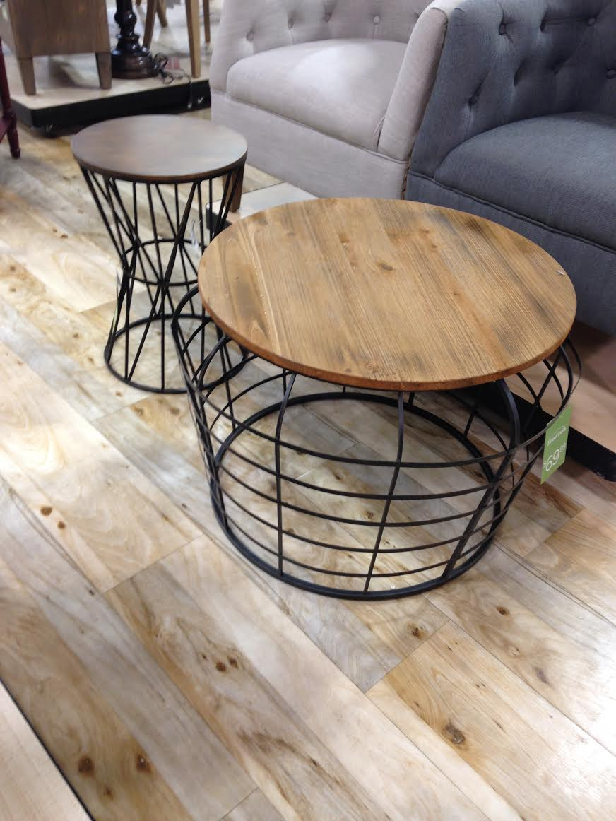 home goods coffee tables Let's Go Shopping} HomeGoods | Little House of Four   Creating a  home goods coffee tables