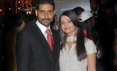 Abhishek Bachchan dan Aishwarya Rai