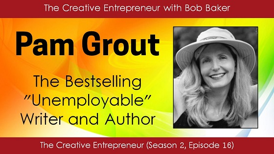Pam Grout Interview Unemployable Writer