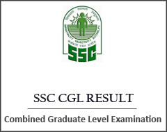SSC CGL Result Date Tier 1 Tier 2 Code H I X Y Exam Cut Off List