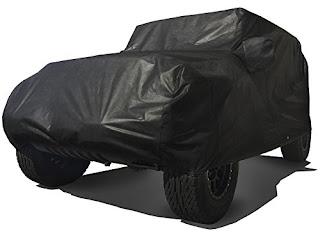 Jeep Wrangler Unlimited 4 Door Cover