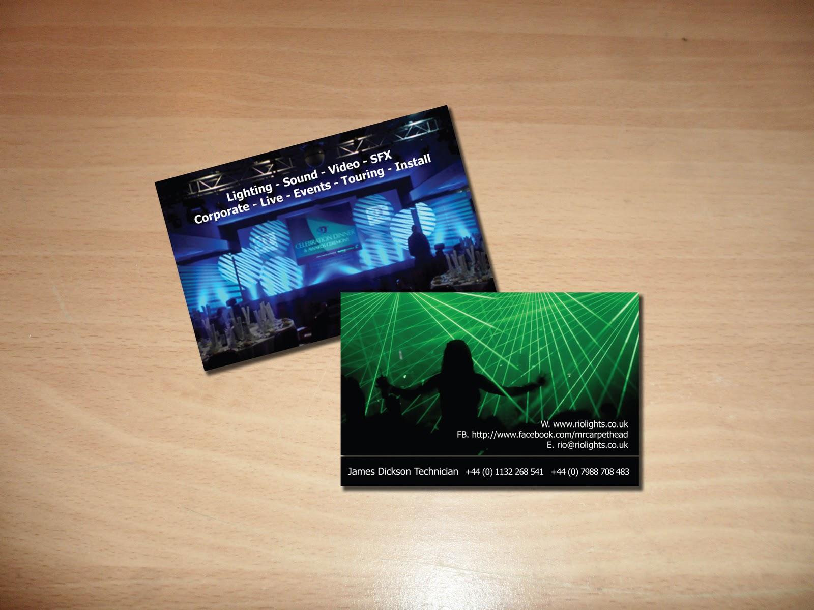 tonerdesign news and offers rio lights lighting technician business cards
