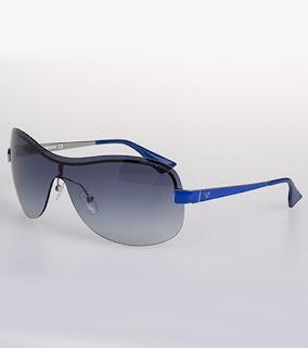 6de478183ee0 Emporio Armani Wrap Around Sunglasses - Hook of the Day