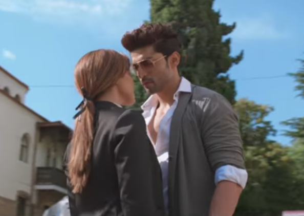 Latest dialogue promo from the movie 'Wajah Tum Ho' has been released.