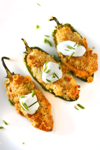 jalapeno poppers are an easy and delicious appetizer that you can't go wrong with when serving