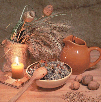 Gold Forest Grains Inc Kutya Kutia Traditional Ukrainian