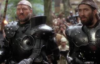 Patrick Steward en Excalibur