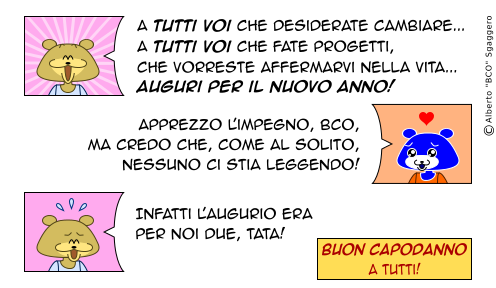 Lo Zibaldone Di Bco E Tata Reloaded 2018