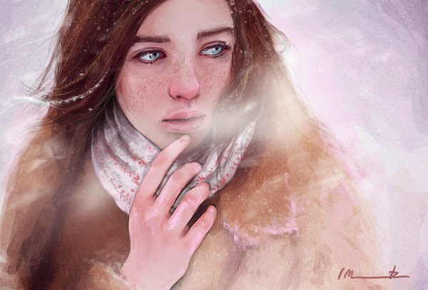 Wonderful Digital Art by Isabella Morawetz